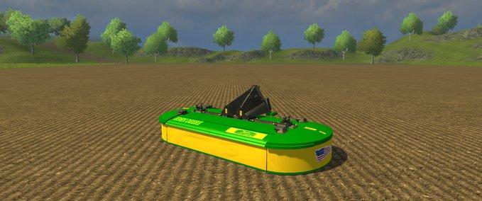 John Deere front mower v 1.0 image