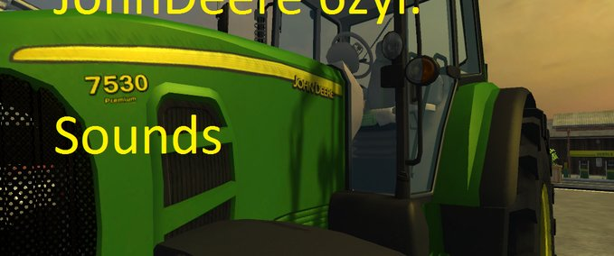 JohnDeere 7530P Sound v 1,0 image