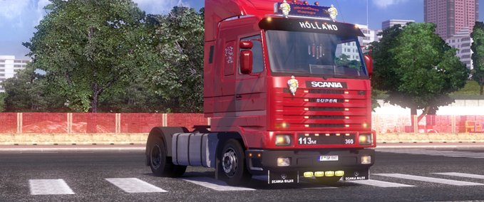 Scania 143M 360 Interior and edit v 1.7 ets2 image