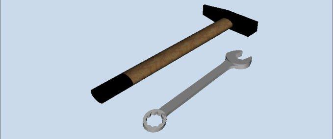 Hammer wrench v 1.0 image