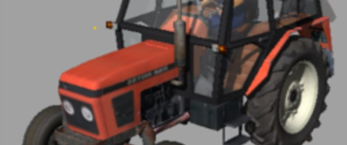 Zetor 5211 and front loader v v1 image