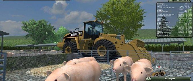 Maps And Mods FS 2013: The Lake Maps and Mods v 1.0 FINAL Maps Mod für Farming