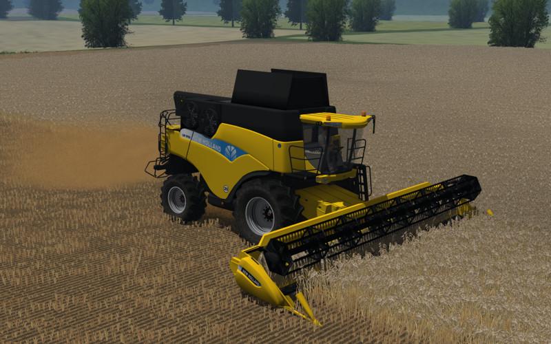 fs 2013 new holland cr 9090 v 3 0 special dirt new holland mod f r farming simulator 2013. Black Bedroom Furniture Sets. Home Design Ideas
