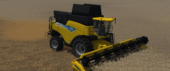 New Holland CR 9090 v V2.0 Edit T0bi image