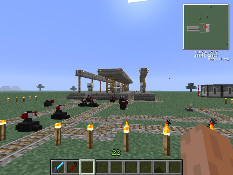 Industrial Craft    Skydaz