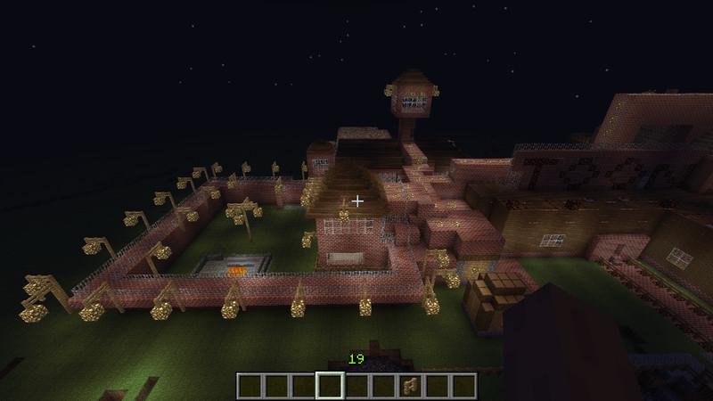 Minecraft Das Gefängnis V Maps Mod Für Minecraft Modhosterde - Minecraft gefangnis spiele