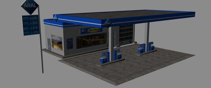 Aral petrol stations Pack v 1 image