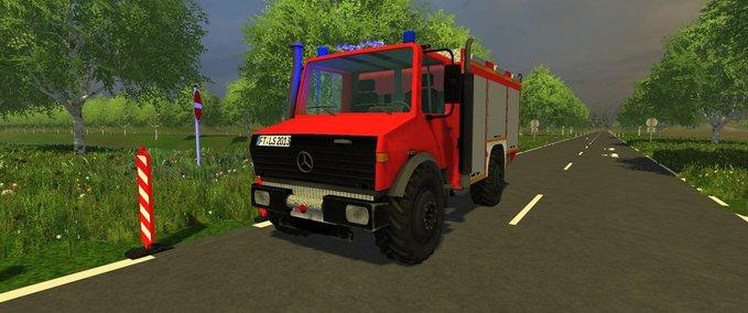 Unimog rescue vehicle  v 1.1 image