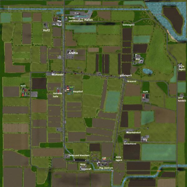 FS 2013: Big in Papenburg v 1 Beta Big Maps Mod für Farming ...