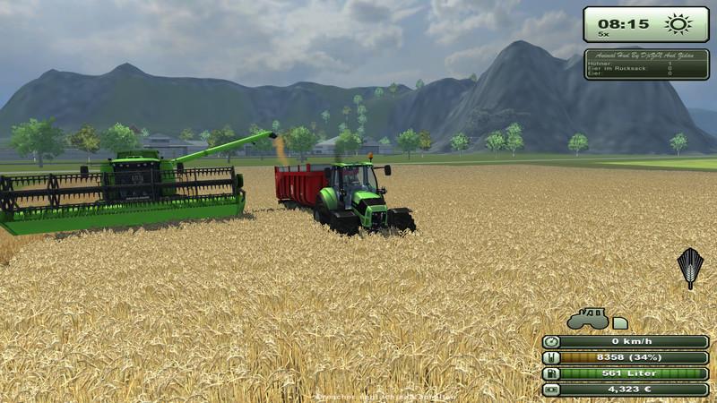 FS 2013 Farmers Dream XXL v 2 0 Multifuit Big Maps Mod für