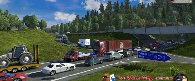Multi-traffic-mod-for-jpm-tsm-and-or-dlc-east