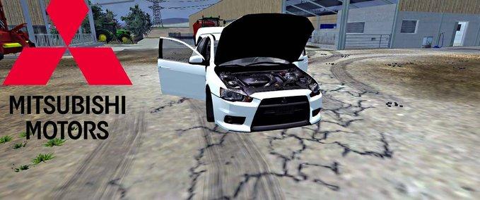 Mitsubishi Lancer Evolution X v 2.0 image