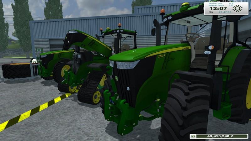 скачать моды для farming simulator 2013 моды джон дир