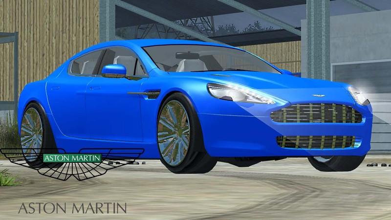 Ls 2013 Aston Martin Rapide V 1 0 Pkws Mod Für Landwirtschafts Simulator 2013