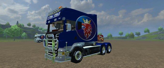 Scania-longliner-saab-edition