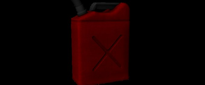 Red jerrycan v 1.0 image