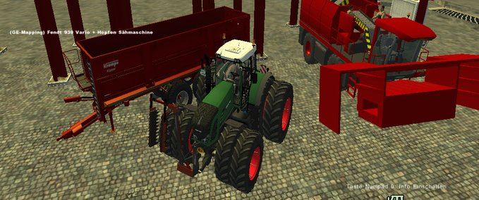 Bavarian Forest Mod Pack v 1.0 by GE-Mapping image