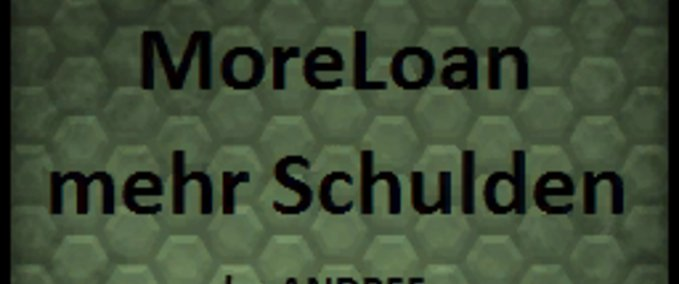 MoreLoan More Debt v 0.1 image