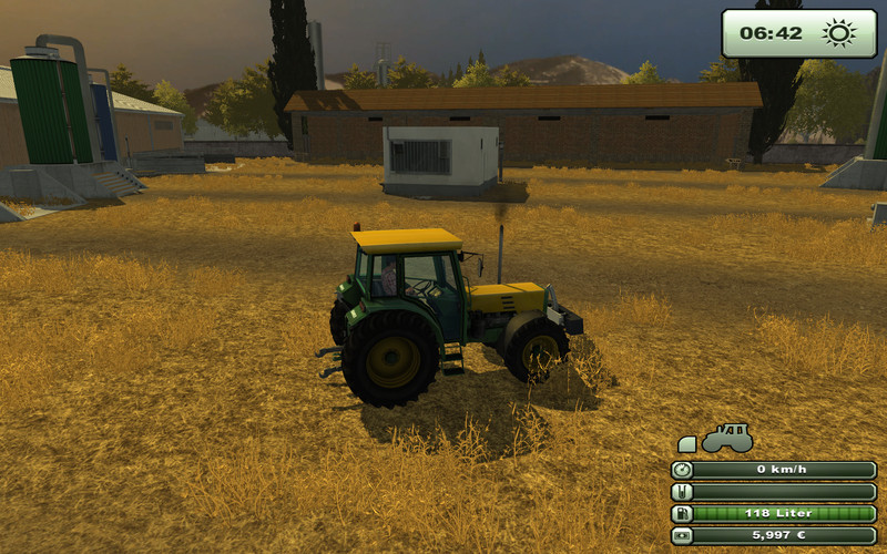FS 2013: Westbridge Hills cattle and pig feed storage v 1 0