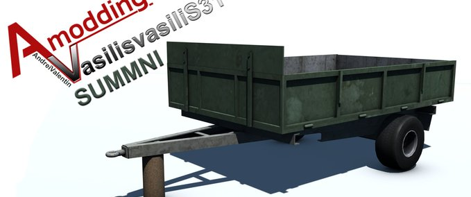 Trailer v 1.0 by Av Modding and SUMMNI image