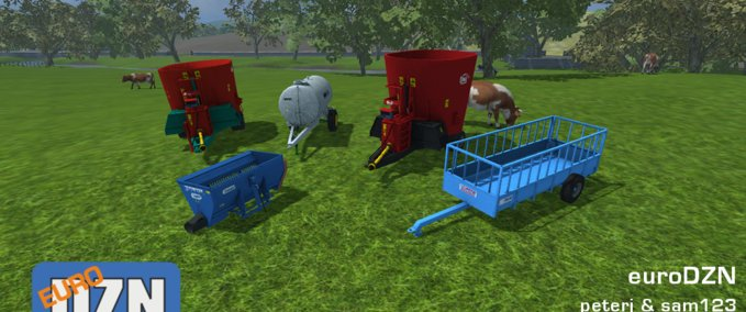 Livestock-feeding-equipment