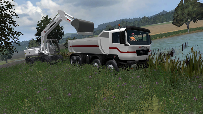Travaux public v 1 0 free game mods simulator games for Pack travaux