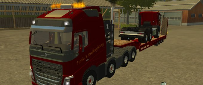 Volvo FH16 Euro6 v 1.0 Beta by Turbos Moddingfactory image