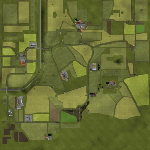 FS Drensteinfurt V Maps Mod Für Farming Simulator - Wie lade ich mir maps fur minecraft runter