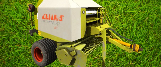 Claas Rollant 250 v 1.0 image