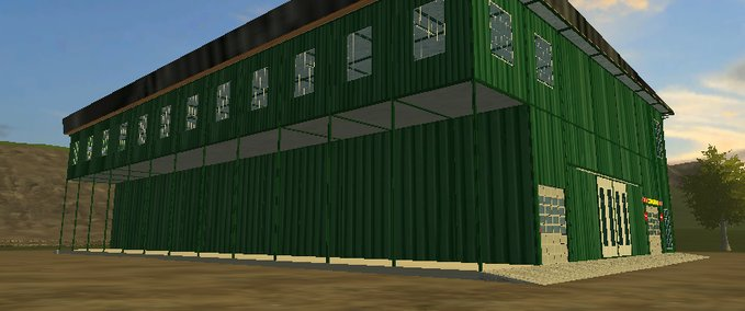 Workshop shed kit v 1.0 Beta image