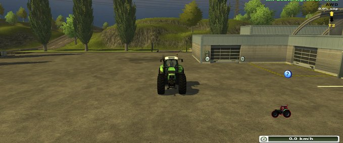 Deutz Agrotron X 720 v 1.0 mr image