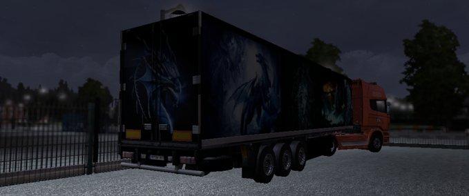 Drachen-trailer