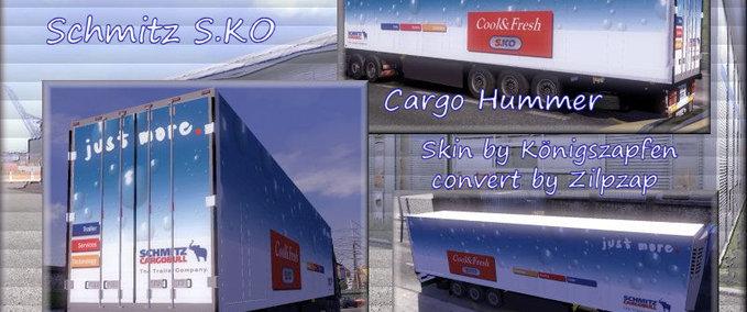Schmitz Cargo Bull S KO v 1.0 ets2 image