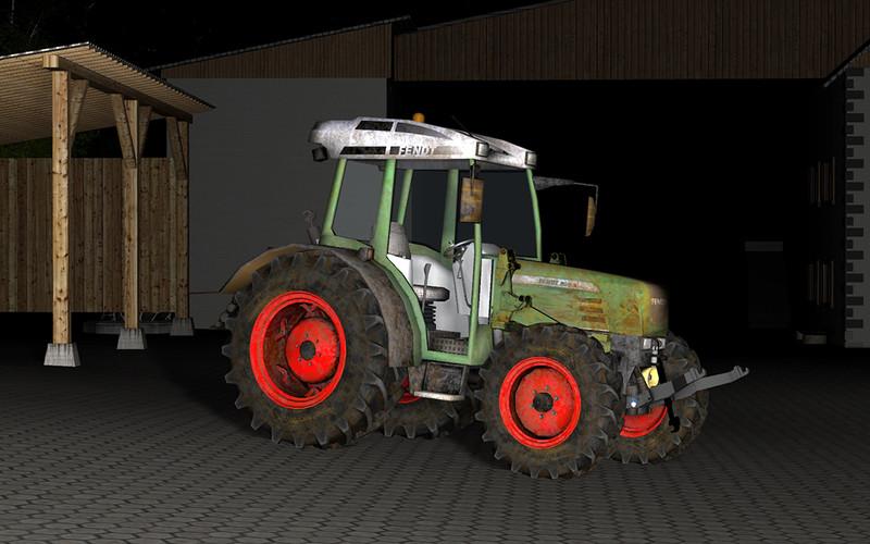 Fs 2013 Fendt 209 V 2 3 Vario 200 700 Mod F 252 R Farming