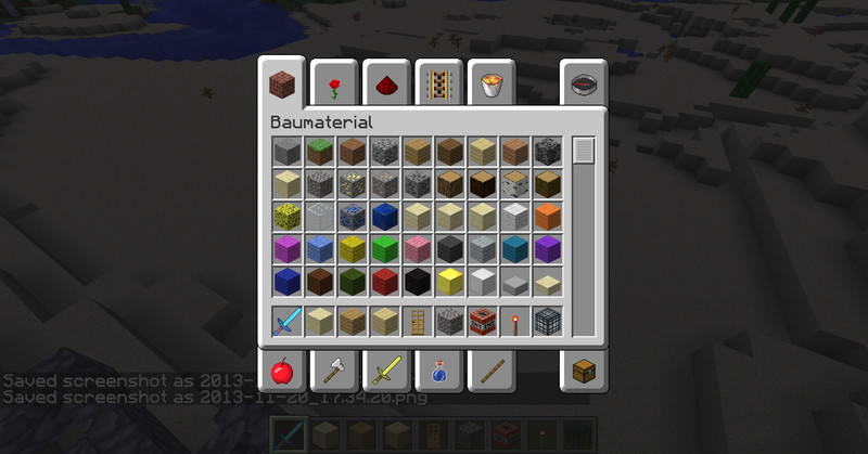 Minecraft: Faithful 32 32 v 1 6 2 Texture Packs Mod für Minecraft