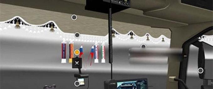 Interior VOLVO fh16 2013 v 1.7.0 ets2 image