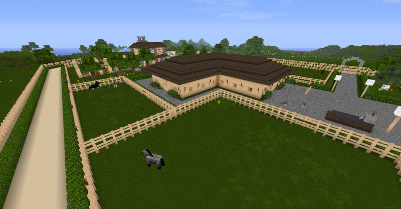 minecraft maps arena