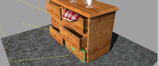 Meuble en bois v 1.0 image