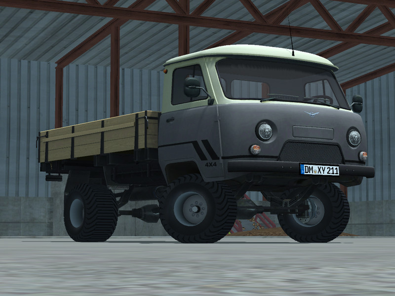 fs 2013 uaz 452 pack v 1 0 other vehicles mod f r farming simulator 2013. Black Bedroom Furniture Sets. Home Design Ideas