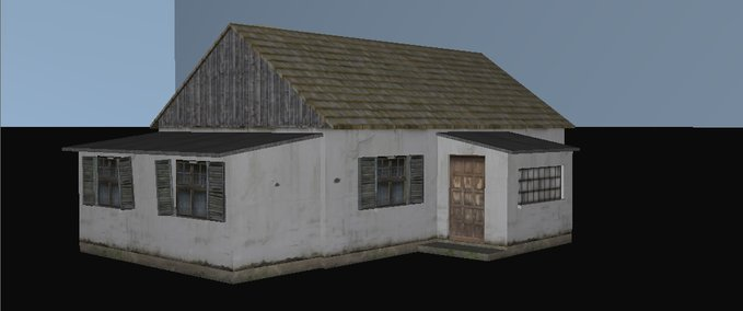 Polish-village-house