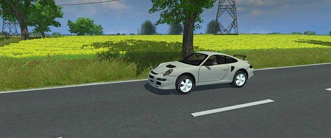 Porsche-911-traffic-car