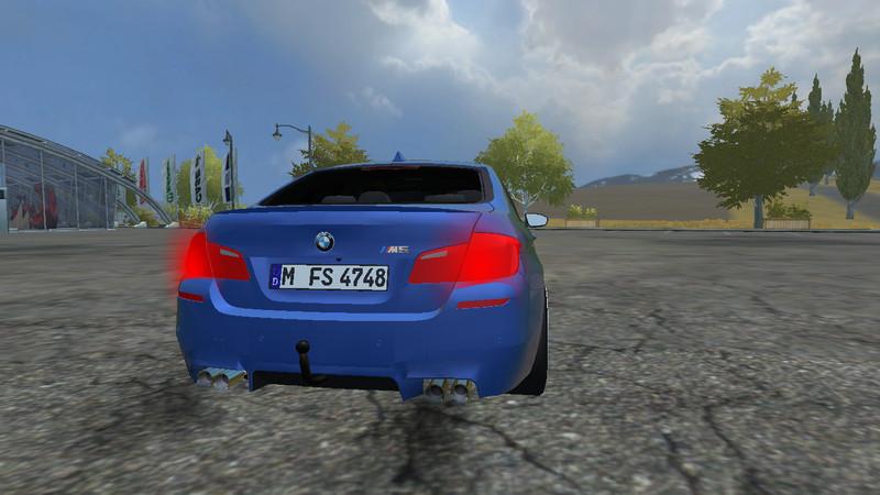 FS 2013: BMW 535i v 2.0 Cars Mod für Farming Simulator 2013 | modhoster.com
