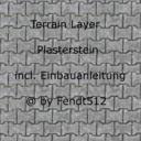 Terrain-pflastersteine