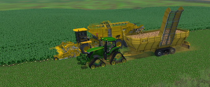 "15/2013/2011: ""Trailers Overloader mods for Farming Simulator 15/2013"