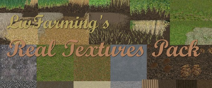 Real Textures Pack v 1.0 image