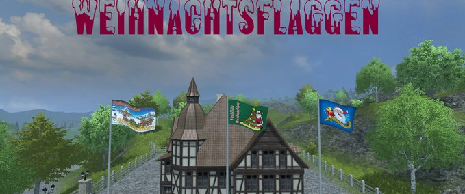Christmas Flags v 1.0 image