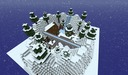Weihnachts-server-map