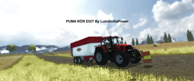 Case CVX 175 Run Sound Update By LudmillaPower v 1.0 image