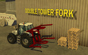 Double-bale-tower-fork