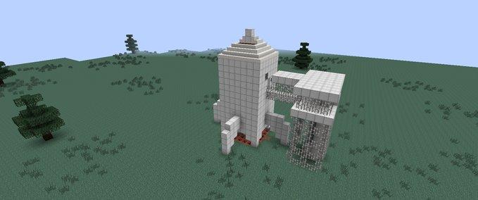 Minecraft Rocket Launch Effort Fails V 1 0 Maps Mod Fur Minecraft